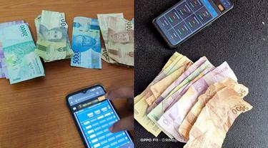 Tim Polresta Manado mengamankan sejumlah barang bukti yakni, uang tunai Rp461 ribu, 1 buah kartu ATM serta 1 buah ponsel yang diduga kuat digunakan untuk bertransaksi.