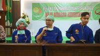 Dokter menceritakan proses kelahiran putra kedua Gibran Rakabuming Raka dan Selvi Ananda. (Liputan6.com/Fajar Abrori)