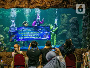 Kampanye selamatkan lautan