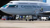 Pesawat Cathay Pasific (Wikipedia).