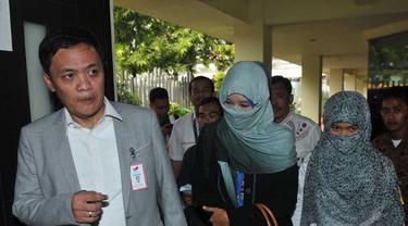 Kubu pasangan Prabowo Subianto dan Hatta Rajasa mengaku dirugikan dengan dugaan aksi kampanye hitam (Liputan6.com/Johan Tallo)