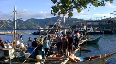 Sulit Cari Ikan, Nelayan Filipina Mencuri di Perairan Indonesia