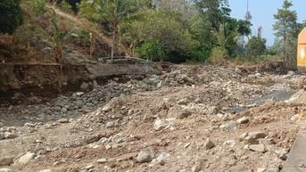 Bendungan Punaka Rusak, Ratusan Hektare Sawah Warga Sikka Kekeringan