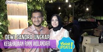 Dewi Sandra melihat Rinni Wulandari dan Jevin Julian saling melengkapi satu sama lain.