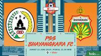 Shopee Liga 1 - PSS Sleman Vs Bhayangkara FC (Bola.com/Adreanus Titus)