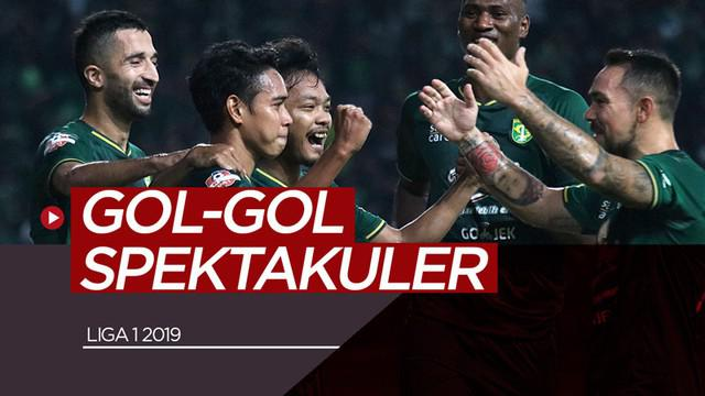 Berita video gol-gol spektakuler yang sudah tercipta di Shopee Liga 1 2019 sejauh ini.