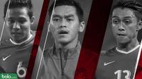 Trivia pemain kreatif di Timnas Indonesia U-23 (Bola.com/Adreanus Titus)