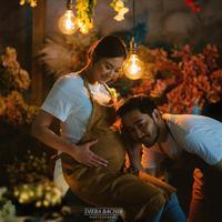 Syahnaz Sadiqah dan Jeje Govinda (Instagram/dierabachir)