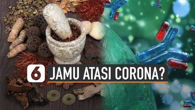 Baru-baru ini ramai dibicarakan soal jamu yang bisa menangkal virus corona atau Covid-19. Senyawa kurkumin yang ditemukan pada jahe, kunyit dan temulawak dianggap mampu menekan badai sitokin pada pasien Covid-19.