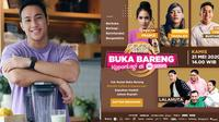 Jangan Lewatkan Golda Coffee KapanLagi Buka Puasa Bareng Edisi 5 Bersama Chef Yuda Bustara. (Sumber: Kapanlagi.com)