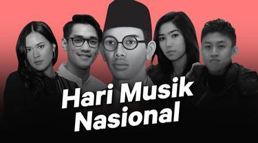 Selamat Hari Musik Nasional, seperti apa kondisi dunia permusikan dalam negeri saat ini? Sudah cukup maju atau justru mengalami kemunduran?