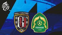 BRI Liga 1 - Bali United Vs Persikabo 1973 (Bola.com/Adreanus Titus)