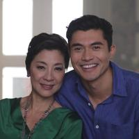 Michelle Yeoh dan Henry Golding dalam Crazy Rich Asians (Instagram/ michelleyeoh_official)