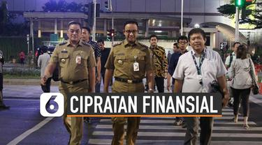 Festival musik Djakarta Warehouse Project (DWP) kembali digelar. Pemprov DKI mengaku raup untung atas penyelenggaraannya.