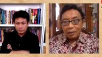 Peneliti Lembaga Ilmu Pengetahuan Indonesia (LIPI) Asvi Warman Adam. (Liputan6.com/Putu Merta Surya Putra)