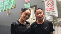 Vicky Prasetyo dan Kalina Ocktaranny (Liputan6.com/ GusMun)