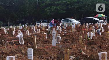 Krisis Lahan Pemakaman Jenazah dengan Protokol COVID-19