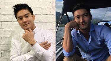 5 Gaya Boy William yang Disebut Mirip Siwon Super Junior