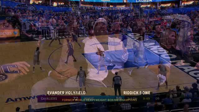 Berita video game recap NBA 2017-2018 antara Orlando Magic melawan Cleveland Cavaliers dengan skor 116-98.