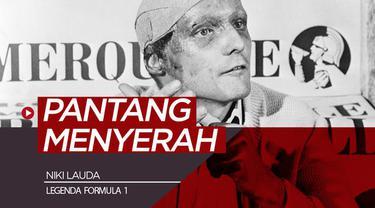 Berita video mengenang legenda Formula 1, Niki Lauda, yang meninggal dunia pada usia 70 tahun pada 20 Mei 2019.