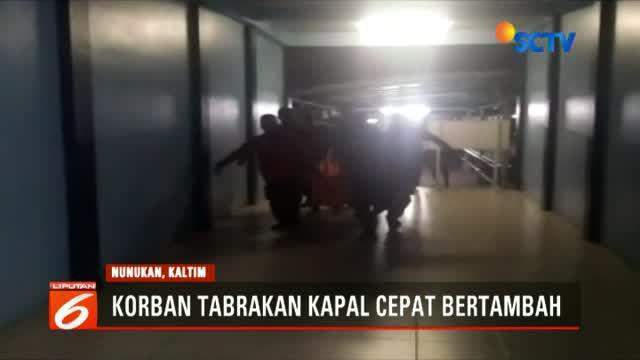 Akibat kejadian ini, lima orang tewas, delapan selamat dan sisanya masih dalam pencarian.