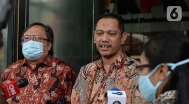 Bambang Brodjonegoro Kunjungi KPK