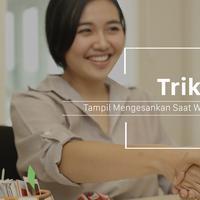 Ini cara bikin pewawancara berkesan. (Foto: Daniel Kampua, Digital Imaging: M. Iqbal Nurfajri/Bintang.com)