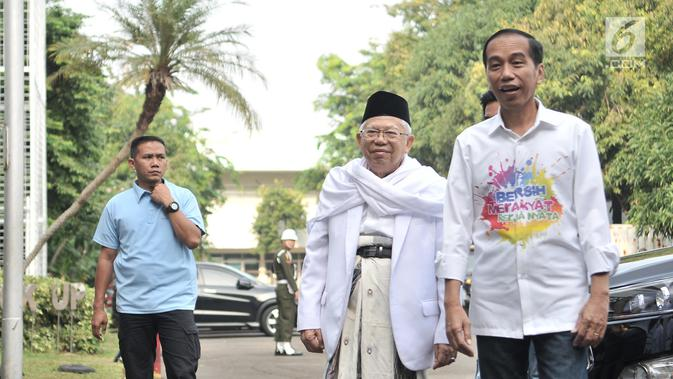 Tandingi Gerakan 2019 Ganti Presiden, Relawan di Jabar ...