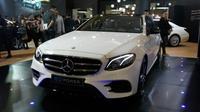 Mercedes-Benz S Class. (ist)