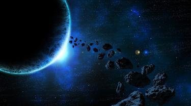 Ciri-ciri Asteroid