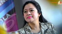 Puan Maharani merupakan anak ketiga Megawati atau anak pertama Megawati dari suaminya Taufiq Kiemas