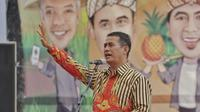 Amran mengungkapkan banyak terima kasihnya pada seluruh petani di Indonesia, karena telah bekerja keras meningkatkan hasil produksi beras.