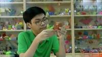 Remaja 19 tahun ini mampu meraih prestasi dan sukses melalui seni melipat kertas asal Jepang atau origami.