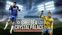 Prediksi Chelsea v Crystal Palace  (Liputan6.com/Andri Wiranuari)