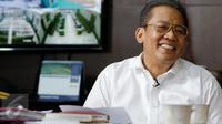 Kepala Bareskrim (Kabareskrim) Polri,Komisaris Jenderal Anang Iskandar saat diwawancarai di Jakarta. (Liputan6.com/Gempur M Surya)