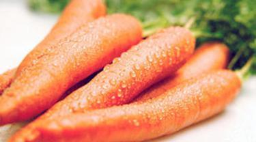 Masker wortel dapat meredakan kulit kering. (via: istimewa)