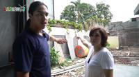 Rumah baru Maia Estianty yang masih dibangun. (YouTube MAIA ALELDUL FAMTV/ Captured via Brilio.net)