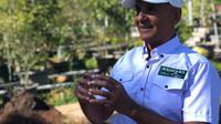 Mark Sungkar adalah salah satu pejuang bagi pertanian di Indonesia. Dok Kementan