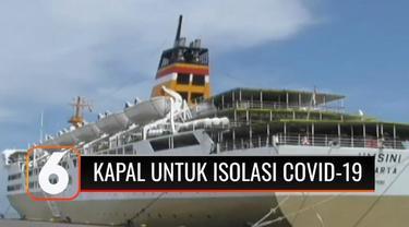 Pemerintah Kota Makassar, Sulawesi Selatan, menyiapkan Kapal Motor Umsini, untuk menjadi tempat isolasi mandiri bagi pasien Covid-19 tanpa gejala dan bergejala ringan. Persiapan tersebut ditempuh sebagai langkah antisipasi.