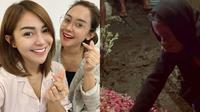 6 Momen Kenangan Cita Citata dengan Mendiang Chacha Sherly, Sahabat Baik (sumber: Instagram.com/cita_citata/chaha.sherly)