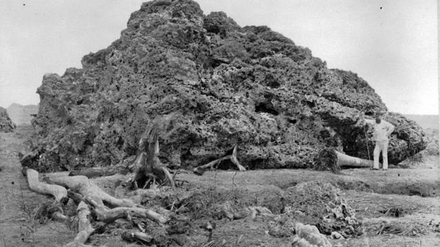 Letusan Gunung Krakatau 1883