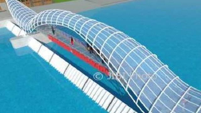 Jembatan Kaca Solo Ikon Wisata Baru Di Kampung Jokowi