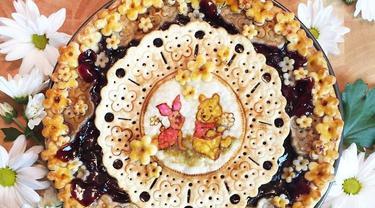 Nggak paham lagi. Bentuk sepuluh kue ini gemas bangeeeeeeeet! Bikin merasa berdosa kalau dipotong. (Sumber foto: boredpanda.com)