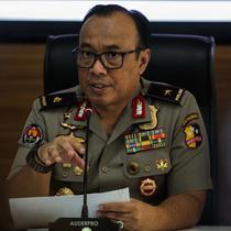Kabiropenmas Divisi Humas Polri Dedi Prasetyo  (Liputan6.com/Faizal Fanani)