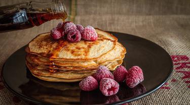 Cara Membuat Pancake Sendiri di Rumah, Mudah dan Super Fluffy