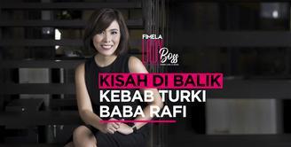 Cerita Nilamsari Membangun Bisnis Kuliner Kebab Turki Baba Rafi