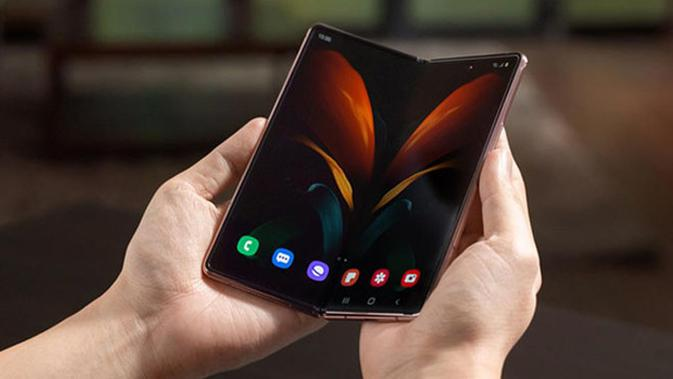 Samsung Galaxy Z Fold2, Smartphone Kelas Sultan Pe