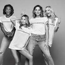 Spice Girls membuat lini koleksi kaos untuk kegiatan amal (Foto: instagram/spicegirls)