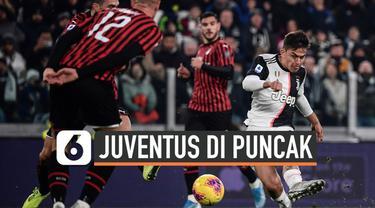 Juventus bertemu AC Milan di Allianz Stadium pada lanjutan liga italia. Juventus sukses kalahkan AC Milan 1-0 dan semakin mantap bertengger di puncak klasemen.