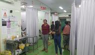 Rumah Sakit Kelas A Milik Kementerian Kesehatan Republik Indonesia, RSUP Sanglah, Memiliki Laboratorium Mikrobiologi dan Ruang Isolasi Bagi Pasien dengan Suspect Penyakit Wabah (Aditya Eka Prawira/Liputan6.com)
